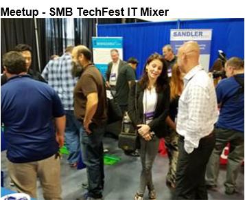 Meetup SMB TechFest